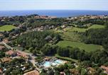 Camping  Acceptant les animaux Guéthary - Village Camping Berrua-1