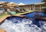 Hôtel Echuca - Paddlewheel Motel-1
