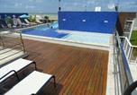 Hôtel João Pessoa - Flat Solar Do Atlantico-3