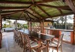 Location vacances Santa Gertrudis de Fruitera - Nine-Bedroom Apartment in Ibiza with Pool I-4