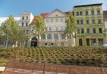 Hôtel Hohenmölsen - Hotel Drei Schwäne-3
