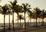 Location vacances Lauderdale-by-the-Sea - Pompano Isles Retreat-1