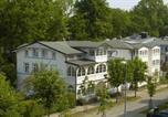 Location vacances Binz - Haus am Park I + Ii-2