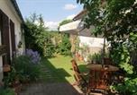 Location vacances Bad Tatzmannsdorf - Ferienwohnung Tomm Fichtner-2