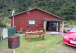 Location vacances Greymouth - Kiwi Cabin and Homestay at Koru-1
