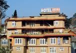 Hôtel Chamba - Hotel Aroma Palace-1