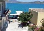Location vacances Αγιος Νικολαος - Elounda Sea View Studios-1