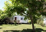 Camping en Bord de rivière Saint-Emilion - Camping Au Fil de l'Eau-3