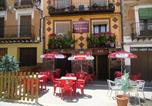 Location vacances Alhama de Aragón - Casa Maidevera-3