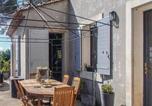 Location vacances Saumane-de-Vaucluse - Four-Bedroom Holiday Home in L'Isle sur la Sorgue-3