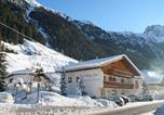 Location vacances Sankt Leonhard im Pitztal - Country House Walser.4-1