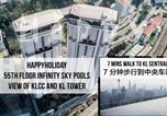 Location vacances Kuala Lumpur - The Sentral Residences by happyholiday (Sr2)-1