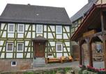 Location vacances Breuna - Holiday home Hessen-1