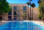 Hôtel Calexico - Hotel Araiza Mexicali-3