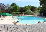 Camping avec Chèques vacances Valensole - Camping Indigo Forcalquier-1