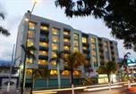 Hôtel Acapulco - Hotel Acapulco Tortuga Express-1