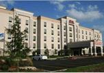 Hôtel Catoosa - Hampton Inn and Suites Tulsa/Catoosa-4