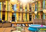 Hôtel Hongrie - Casa de la Musica Hostel-3