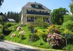 Location vacances Bad Elster - Villa Goldbrunnen Ferienwohnung 3-2