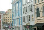 Location vacances Bergen - Bryggen Panorama Suites-2