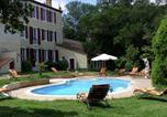 Location vacances Montgaillard-Lauragais - Holiday Home Chateau De Lavail La Bastide D Anjou-1