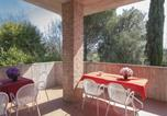 Location vacances Gradara - Four-Bedroom Holiday home Gabicce Mare Pu with Sea View 04-2