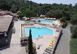 Camping avec Ambiance club Toulon - Parc Saint James Montana-1