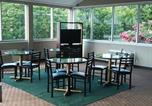 Hôtel Creedmoor - Clarion Inn & Suites - Oxford-1