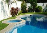 Location vacances Lázaro Cárdenas - Villa Iguanas-4