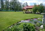 Location vacances Ostrov - Holiday home Hroznetin-2