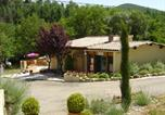 Camping avec WIFI Saint-Sauveur-de-Montagut - Camping Coeur d'Ardèche-2
