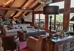 Location vacances Combloux - Exceptional Chalet des Intages-3