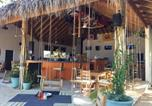 Hôtel Las Terrenas - Caribbean Living Beach Club & Hostel-2