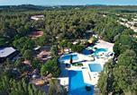 Camping avec Parc aquatique / toboggans Gallargues-le-Montueux - Camping Sandaya Le Plein Air des Chênes-1