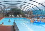 Camping avec Piscine Beaumont-Hague - Camping Le Rivage-1