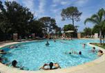 Camping avec Parc aquatique / toboggans Grimaud - Camping de La Pascalinette-1