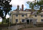 Location vacances Stoke-by-Nayland - Holbecks House B&B-1