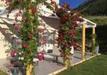 Hôtel Puget-Théniers - Le Mas : Chambres À La Montagne-4