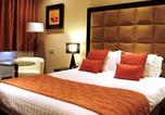 Hôtel Lawley and Overdale - Holiday Inn Telford Ironbridge-1