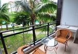 Location vacances Sanya - Sanya Lvchao Sea view Apartment-2