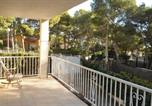 Location vacances Segur de Calafell - Holiday home Av. Mediterrani-3