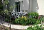 Location vacances Ahrensfelde - Holiday home Jahnstrasse J-2