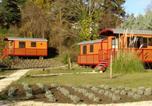 Camping avec Chèques vacances Nyons - Domaine des Grands Prés-1