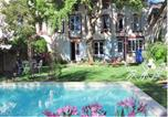 Hôtel Maubec - Chambres d'Hôtes L'Arbre d'Or de Marc-Aurele