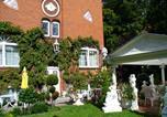 Hôtel Teltow - Villa Toscana-3