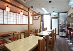 Hôtel Ōtsu - Business Hotel Nishi Otsu-3
