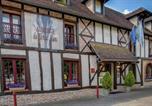 Hôtel Langon - Auberge Du Cheval Blanc - Châteaux et Hôtels Collection-3