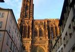 Location vacances Strasbourg - Central City Center appartement + parking-2