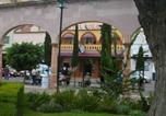 Hôtel Aguascalientes - Hotel Colonial-1
