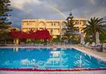 Hôtel Αυλωνας - Kyparissia Beach Hotel-2